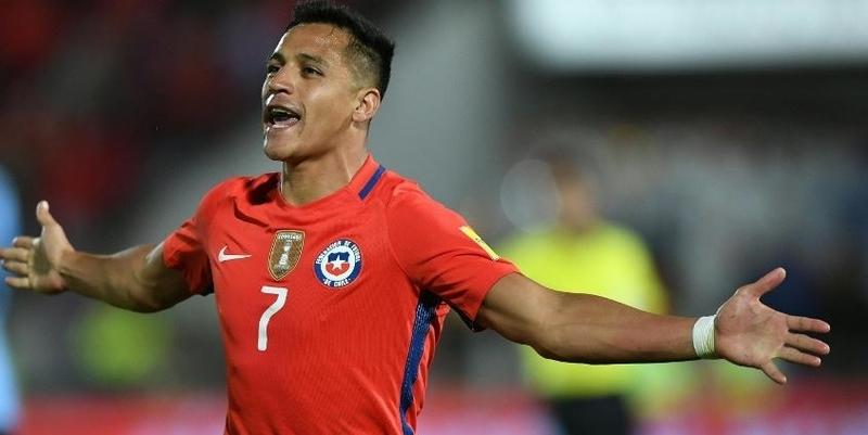 Rueda: Chile membutuhkan gol dari Sanchez