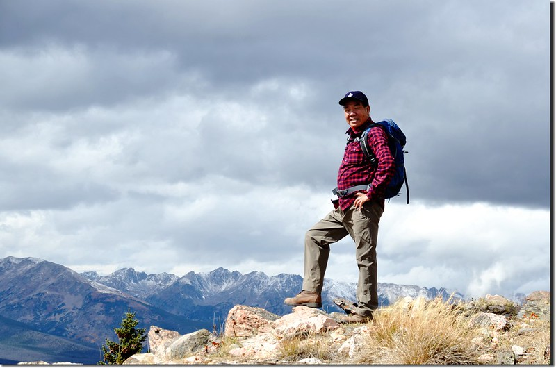 Taken from Ptarmigan Peak Trail near 11,600 ft (17)