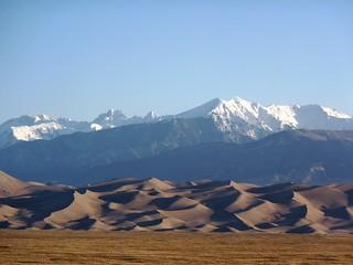 USA - Colorado - Great Sand Dunes