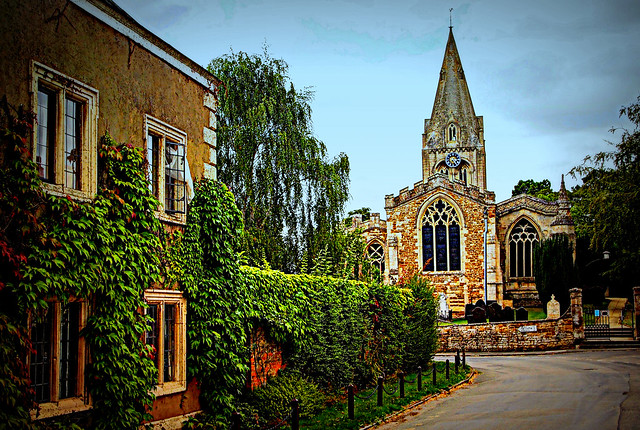 St Michael and All Angels...