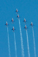 20150829_Chateauroux_Patrouille_de_France_LR5-5 - Photo of Vineuil