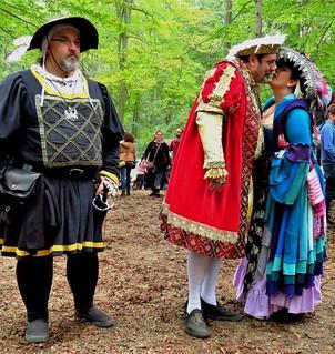 Maryland Renaissance Festival, 2018