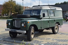 "Land Rover 109"" Stationwagon 1975"