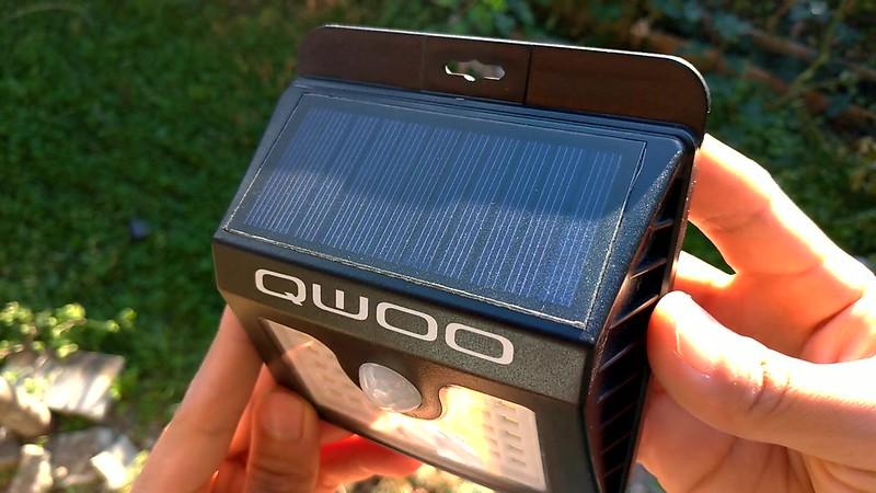 QWOO ソーラーライト 開封レビュー (10)