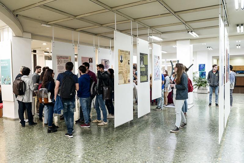 Muestra: Mujeres en Biotecnología