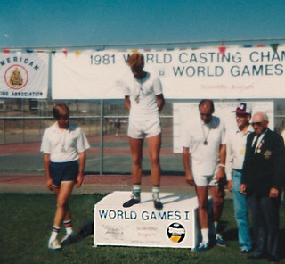 1981 TWG Sports Casting Medal 2