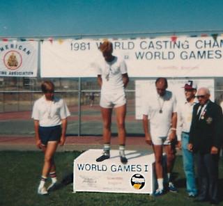 1981 TWG Sports Casting Medal 2