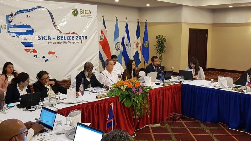 LXXV Reunión del Consejo de Ministros de Relaciones Exteriores del Sistema de la Integración Centroamericana (SICA)
