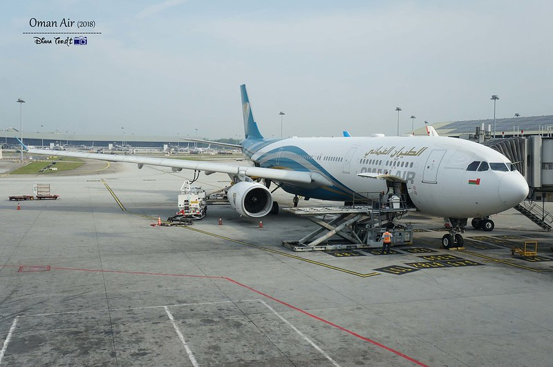 2018 Oman Air