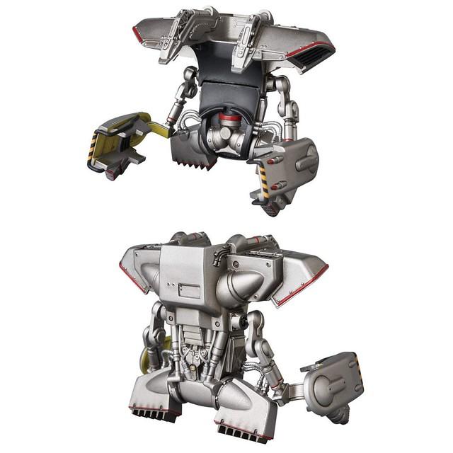 MAFEX 《機器戰警3》機器戰警 飛行器版本!マフェックス No.087 ロボコップ 3