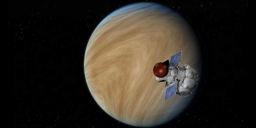 NASA : La prochaine Mission sur Vénus sera-t-elle un dirigeable?