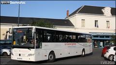 Mercedes-Benz Intouro - Europ Voyages / Trans'Allier n°1503