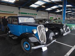 Citroën Rosalie 8CV