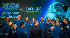 Watch This Space with the 2017 Astronaut Candidate Class (NHQ201809270017)