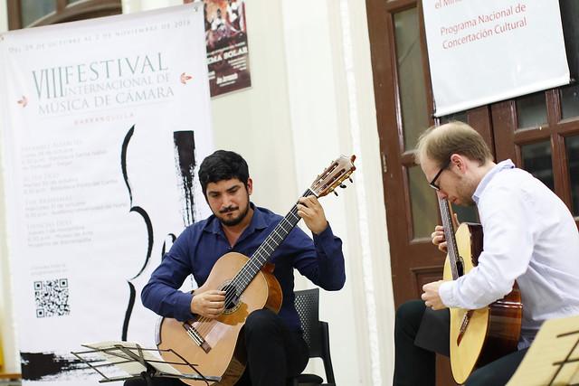 VIII Festival Internacional de Música de Cámara - Día 2