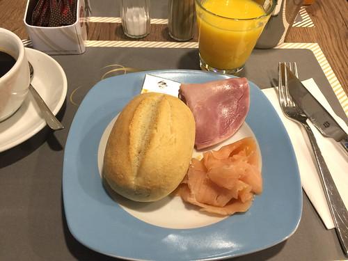08 - Hotel Tommasi - Frühstück 2