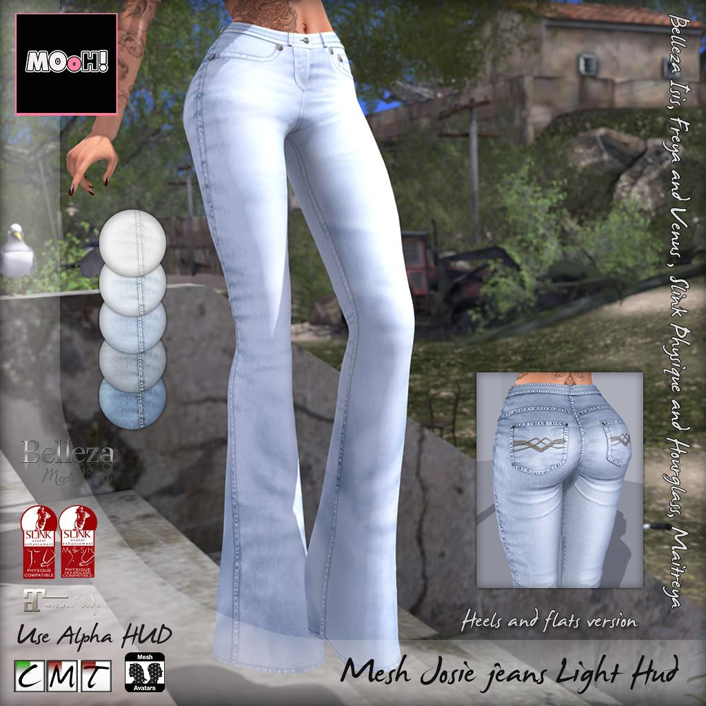 Josie jeans light hud - TeleportHub.com Live!