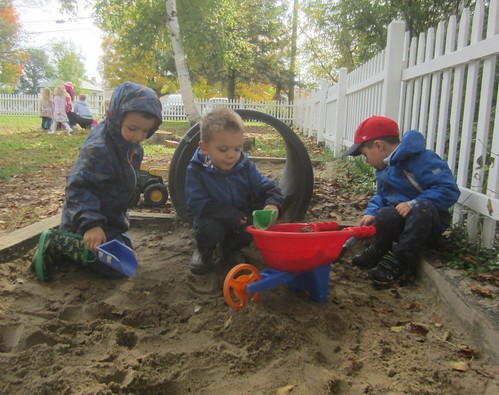 paleontologists digging for dinosaur bones