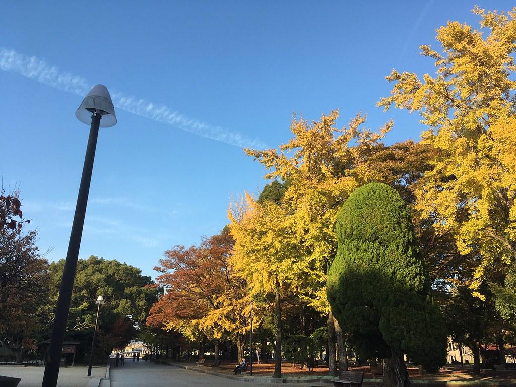 Hiroshima Peace Memorial Park 広島平和公園