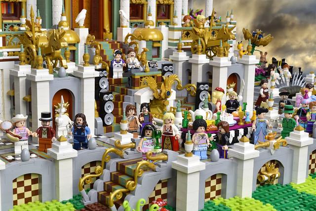 Palace In Wonderland