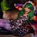 20180113 2314 - Rainbow Party #13 - Rainbow - Victoria V - sit-up bench - (by Sideshow Bob) - DSC_2317