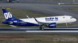 GoAir A320-271N msn 8503