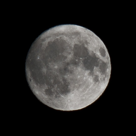 Moon Super Close Up 2
