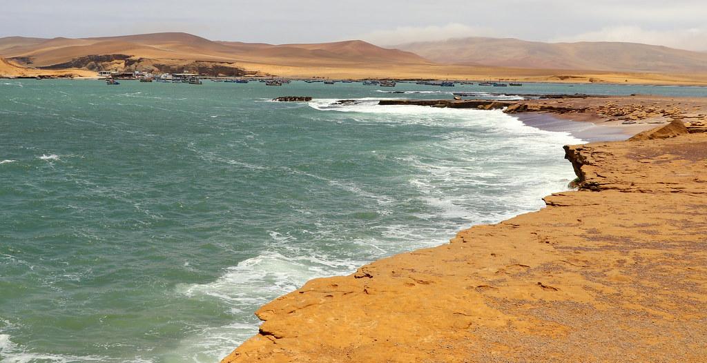 J28 : 15 octobre 2018 : Péninsule de Paracas en VTT