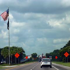 Jasper Highway, South Carolina, USA
