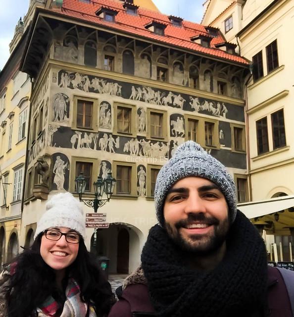 · Casa U Minuty · Praga en Navidad ·