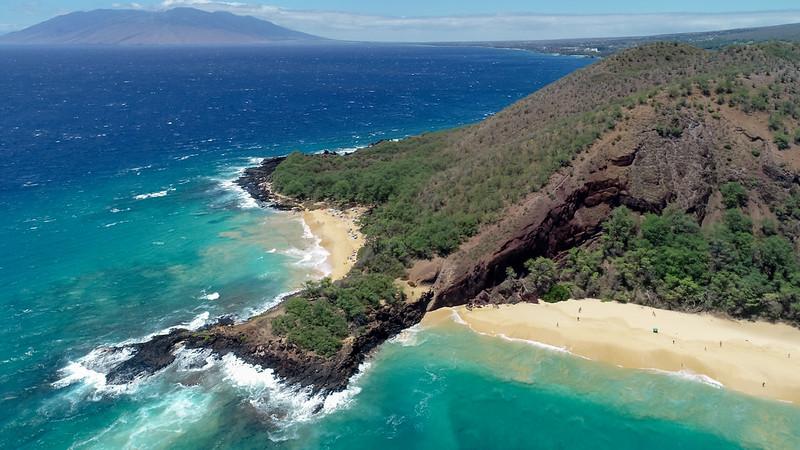 Amazing Makena Beach, Maui Hawaii