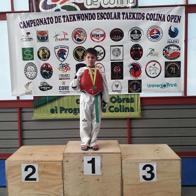 Campeonato Escolar TAEKIDS 2018