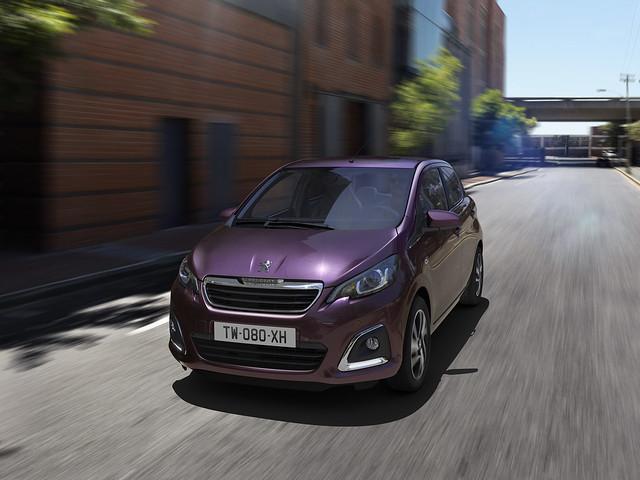 Comprar Peugeot 108