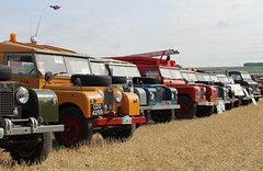 GDSF Land Rovers