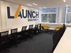 Launch @SalfordUni