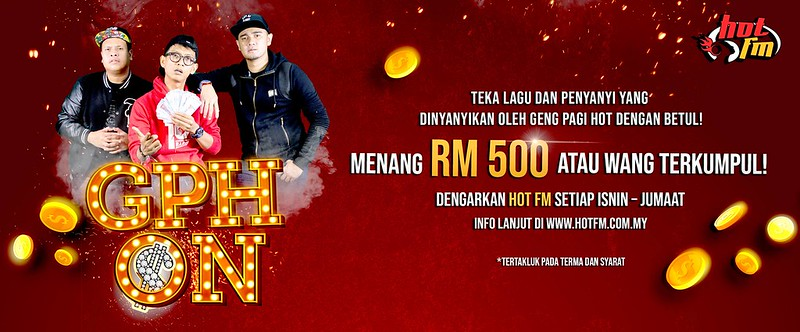Hari ini, wang terkumpul RM27,000 bagi Hot Selebriti telah ditambah sebanyak RM5,000 dan kini berjumlah RM32,000.