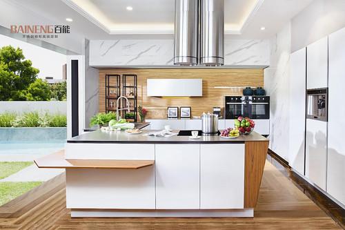 fashionable kitchen cabinet