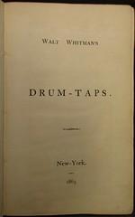 Penn Libraries 811W 1865: Title page