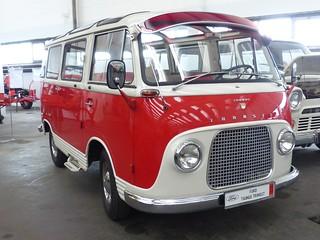 Ford Taunus Transit 67 BTO Bus 1967 bicolor vr2