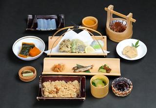 竹膳料理「梅プラン」(要予約)☆長瀞有隣倶楽部団体メニュー