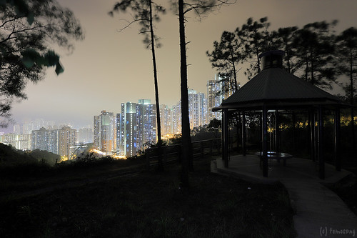 Fo Dau Ping at Night