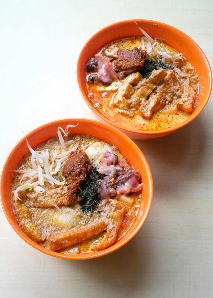 928 Yishun Laksa Top Down