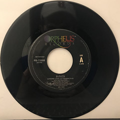 B-FATS:I FOUND LOVE(RECORD SIDE-A)