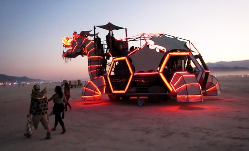 Art car on the playa (0312) denoised