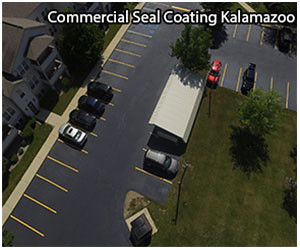 commercial seal coaters in kalamazoo