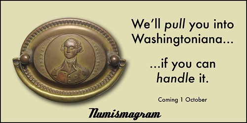 E-Sylum Numismagram ad15 Washingtonia