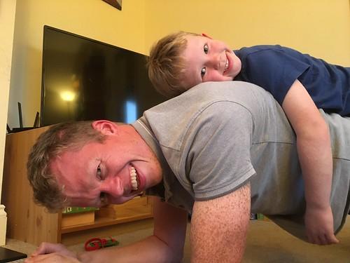 Plank harder!