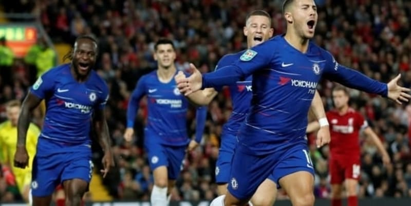 Barkley ingin Hazard tinggal di Chelsea
