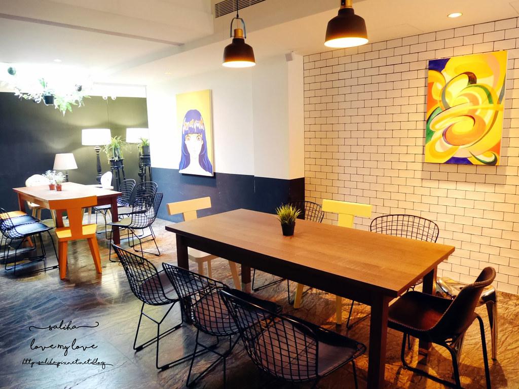 台北永康街咖啡館咖啡廳下午茶推薦ANGEL CAFE (3)