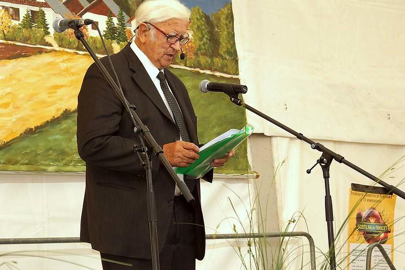 Alojz Lah, predsednik KK Komenda